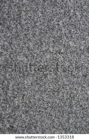 texture gray granite - stock photo