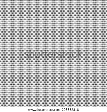 Texture is made in 3D and 2D programs. Absolutely seamless. There is texture for diffuse map of this displacement in my portfolio. - stock photo