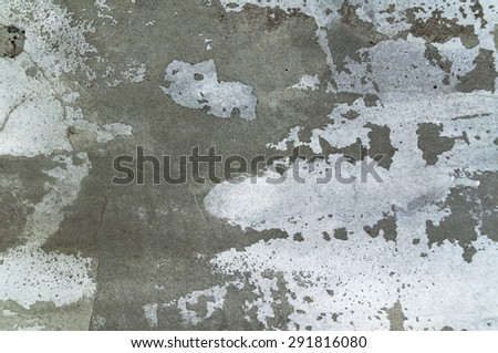 Texture, mortar wall texture it can be used for background - stock photo