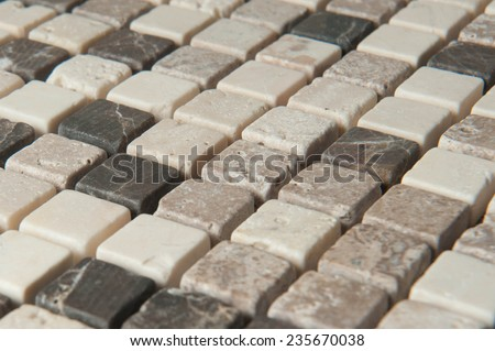 texture mosaic tiles mosaic, texture mosaic tiles for the bathroom to the kitchen, zhdya floor and walls, used to repair the premises, structure design decor. - stock photo
