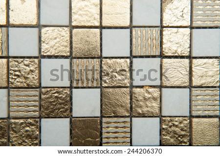 Kitchen Tiles Texture texture mosaic tiles texture mosaic bathroom stock photo 244206430