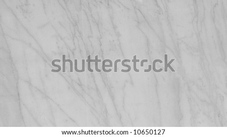 Texture of a block of marble  in the quarry.