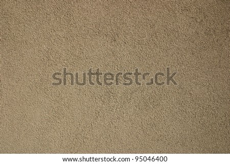 Texture of a brown wall suitable for backgrounds - stock photo