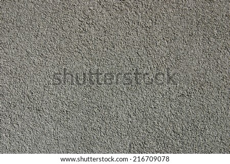 Texture of a gray wall suitable for backgrounds - stock photo