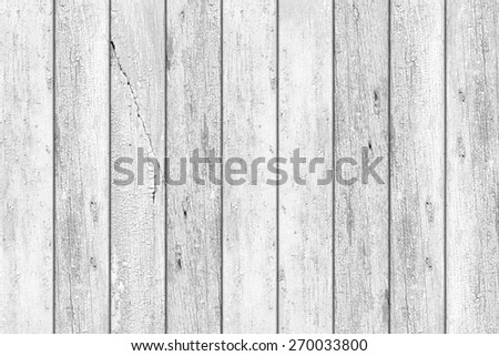 texture of a white wooden wall - stock photo