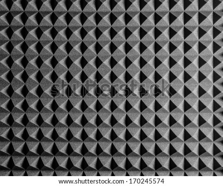 Diamond Shaped Rubber Foam Texture Stock Photo 124390672
