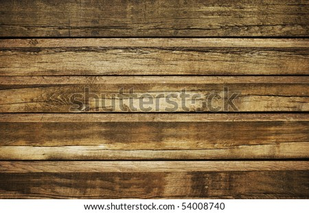 Texture of an old wood wall