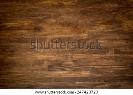 texture of Beautiful wooden background close up - stock photo