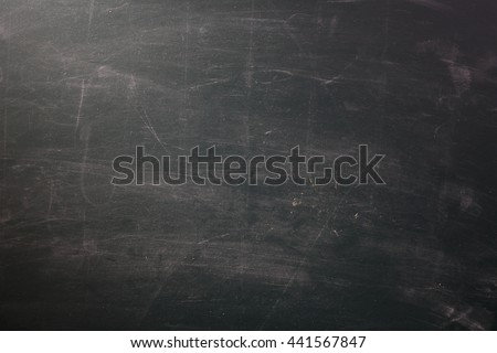 texture of black board as background