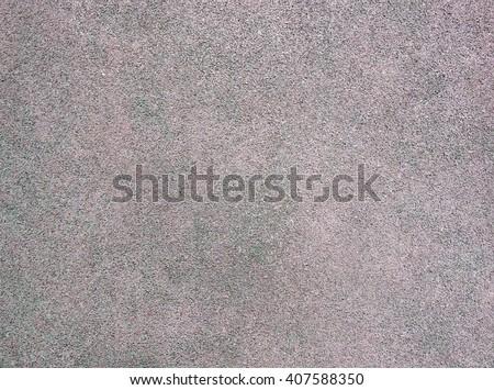 Texture of black color rubber floor on playground. ( Ethylene Propylene Diene Monomeror EPDM) - stock photo