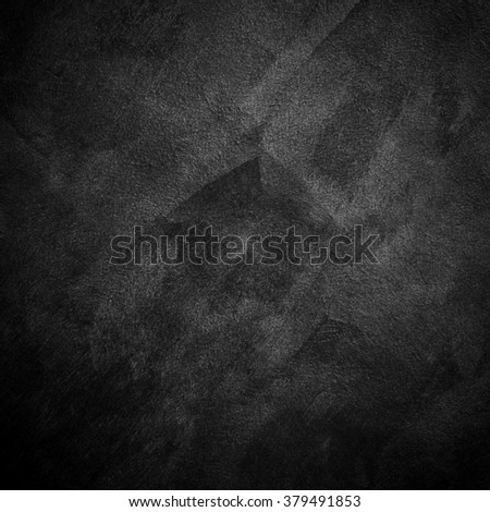 texture of black paint background