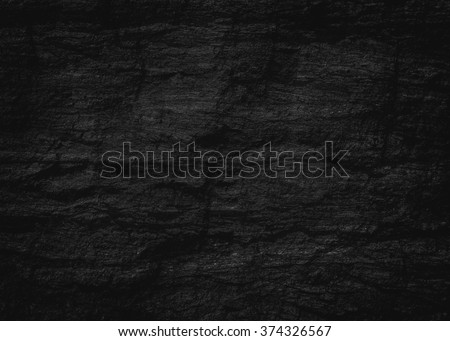 texture of black stone background