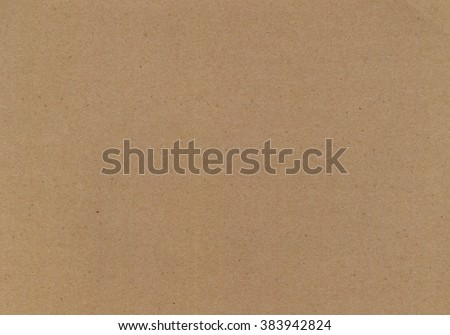 Texture of brown paper and for pattern background.