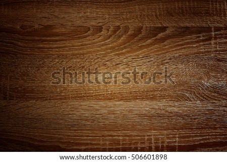Texture of brown wood use as natural background.