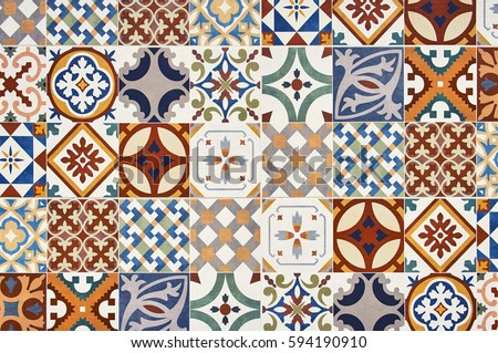 Image Result For Red And Black Floor Tiles