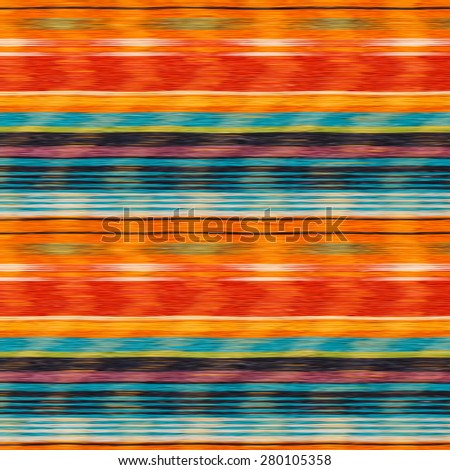 texture of colorful stripes - stock photo