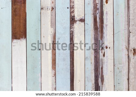 texture of colorful woods background - stock photo