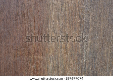 Texture of dark brown wood noble breed close up. - stock photo