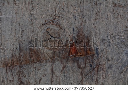 Texture of dark old wood