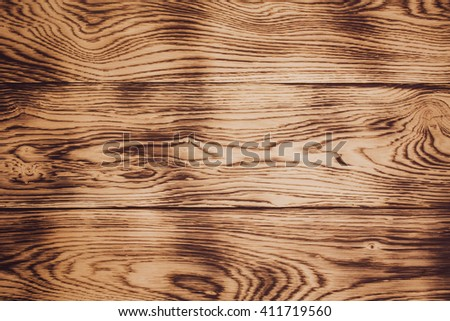 texture of dark wood use as natural background  - stock photo
