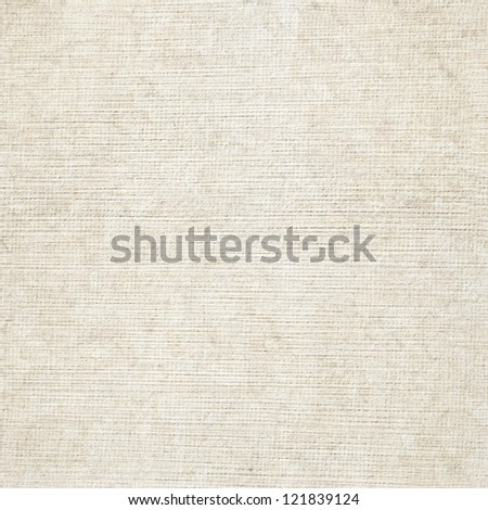 texture of dirty canvas,  seamless - stock photo