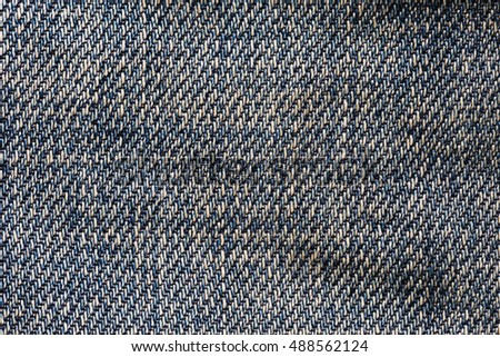texture of dirty denim