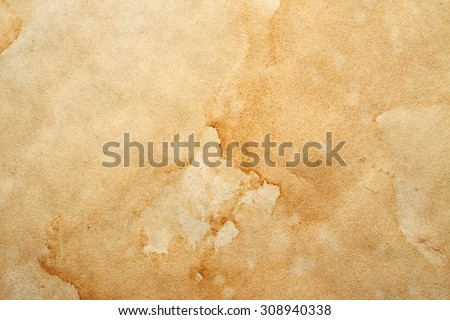 Texture of dirty paper - stock photo