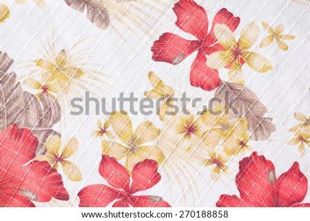 texture of fabric  - stock photo