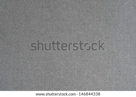 Texture of fabric from sateen of black color for a background and a surface - stock photo