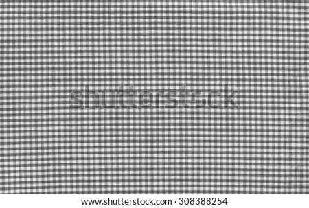 Texture of Fabric in the black cloth in the cellule as a background. Close-up. - stock photo