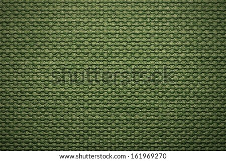 Texture of fabric with a stamping for an abstract background