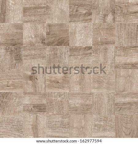 Texture of fine brown parquet - stock photo