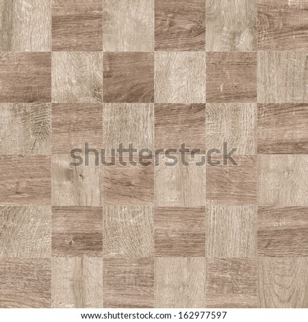 Texture of fine brown parquet (High.Res.)