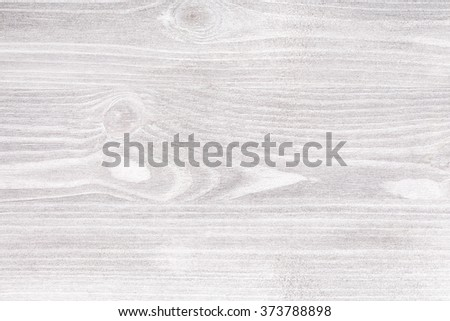 Texture of fresh painted wooden surface. White wooden table - stock photo