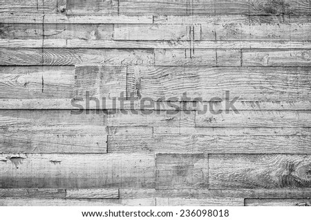 Texture of gray decorative concrete wall - stock photo