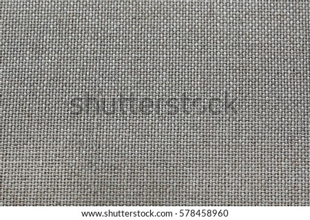 Texture of gray fabric.