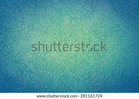 texture of green cement as wall background - stock photo