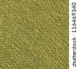 texture of green fabric background - stock photo