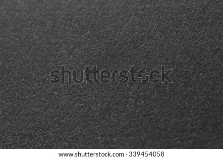 Texture of grey cardboard - stock photo