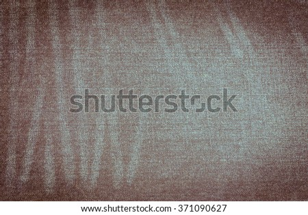 Texture of jeans textile close up.