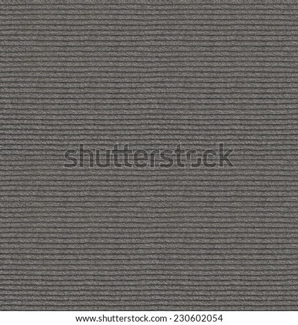 Texture of knitted woolen fabric for wallpaper and an abstract background / Close-up of seamless gray knitted fabric texture.  - stock photo