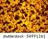 Texture of lava - stock vector