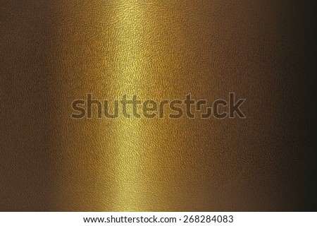 texture of leather golden color closeup horizontal position