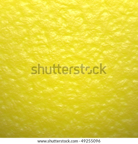 Texture of lemon surface that can be seamlessly tiled