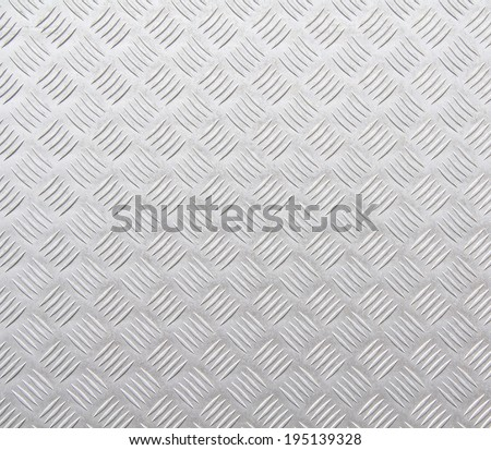 Texture of Metal Plate belonging to some street furniture - stock photo