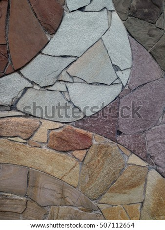 texture of natural stone