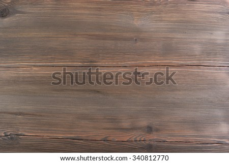 Texture of natural wood background closeup - stock photo