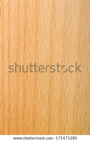 texture of natural wood, laminated beech wood varnished