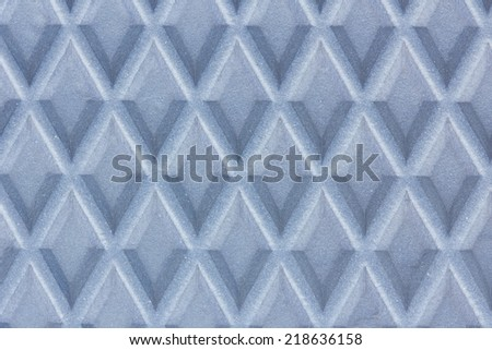 texture of old and dirty sole of a slipper, background. - stock photo