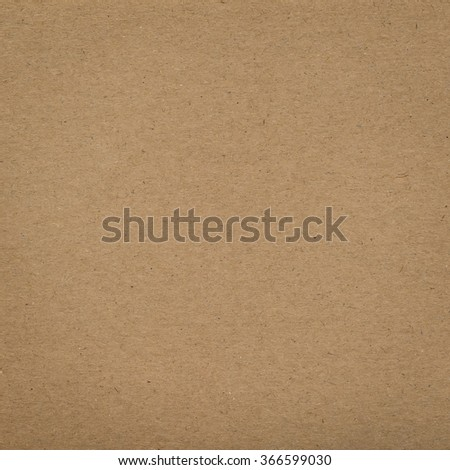 texture of old brown paper with vignette in square shaped, use for background